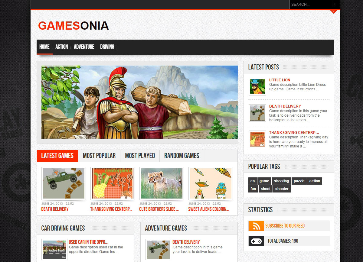Gamesonia