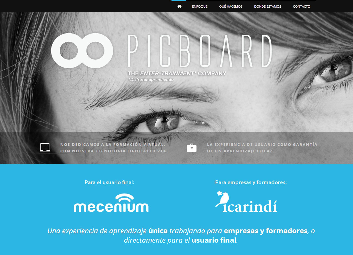 Picboard - The enter-trainment company
